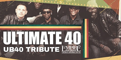 UB40 - (Ultimate 4  Tribute Show)  - Live Empire Rochdale tickets