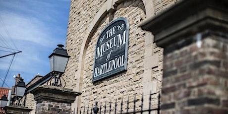 Museum of Hartlepool - Junk model Halloween Masks - Session 2 - 11.15-12.15 tickets