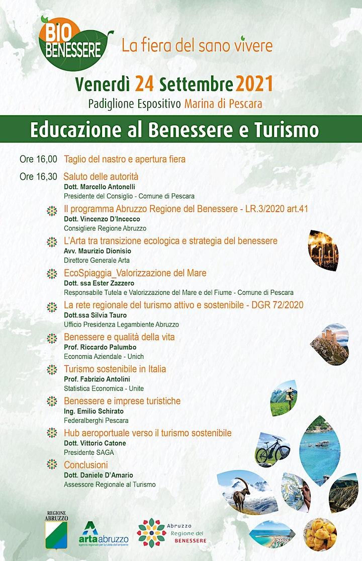 Immagine Educazione al Benessere e Turismo by Abruzzo Regione Benessere