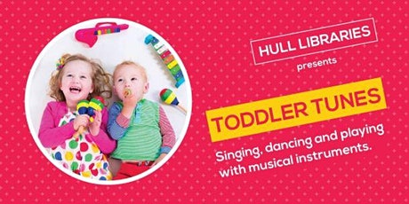 Toddler Tunes - Central Library tickets