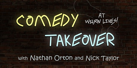 Comedy Takeover tickets