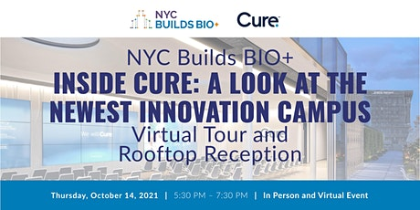 Inside Cure: A Look at the Newest Innovation Campus tickets