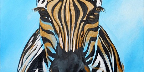 Zebra Brush Party - Tetbury tickets