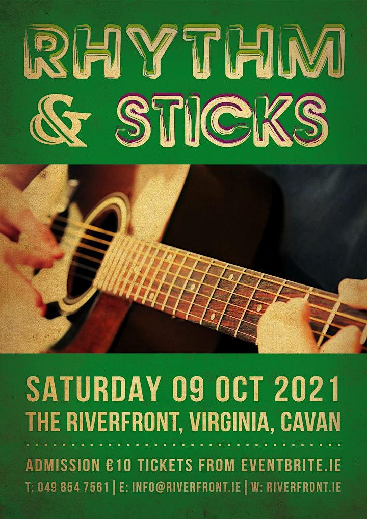 Rhythm and Sticks image