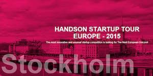 HandsOn Startup Tour 2015 – STOCKHOLM