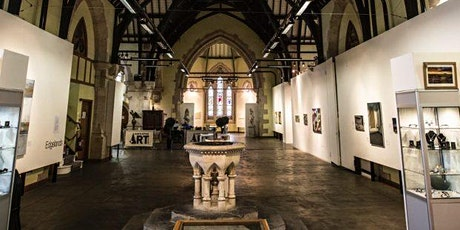 Hartlepool Art Gallery -  Haunted Houses in oil pastel - session 2 - 11.15 tickets