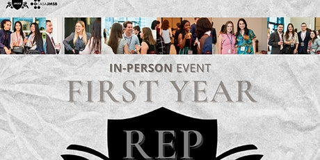 FIRST YEAR REP tickets