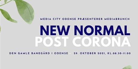 MCO MediaBrunch: NEW NORMAL - POST CORONA tickets