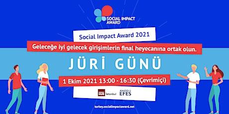 Social Impact Award '21- Jüri Günü tickets