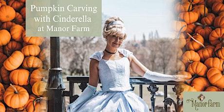Pumpkin Carving with Cinderella - Glass Slipper Princess tickets