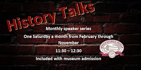 History Talks: WWI and the San Francisco Presidio tickets
