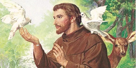 Mass for the Feast of St. Francis tickets