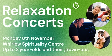 Relaxation Concerts: 10am, 8th November   Ryan Taylor (piano) tickets