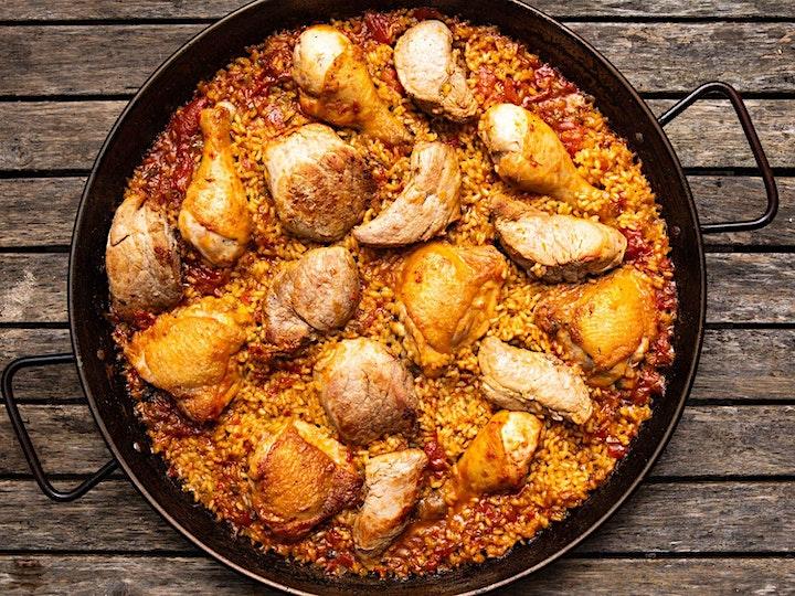 NSW Food Lab: Circa_Alejandro Kitchen - PAELLA + SPANISH WINES image