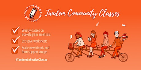 TBC - Community Classes Session 6: What's Trending? tickets