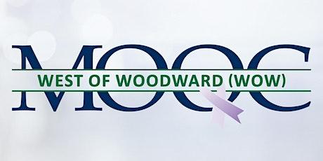 Regional Meeting - West of Woodward (WOW), November 10, 2021 tickets