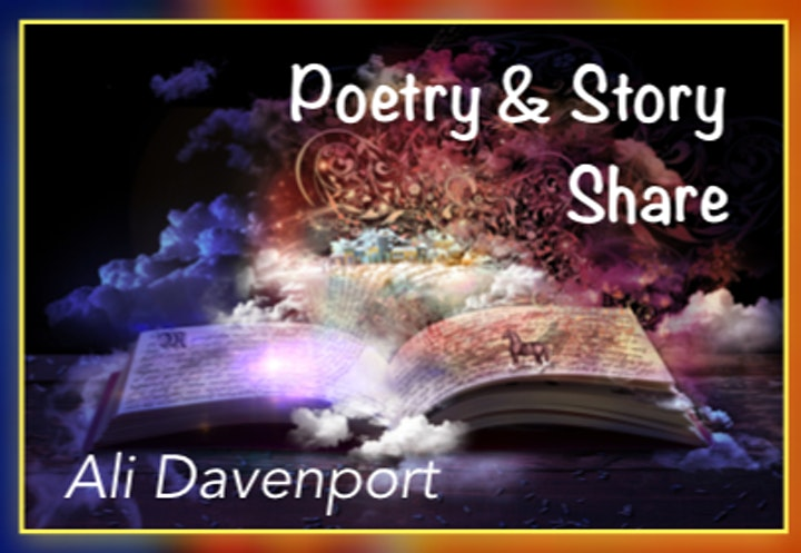 Ali Davenport - Poem and Story Share image