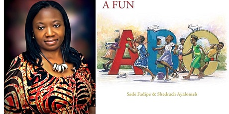Sade Fadipe Younger Children's Author Event tickets