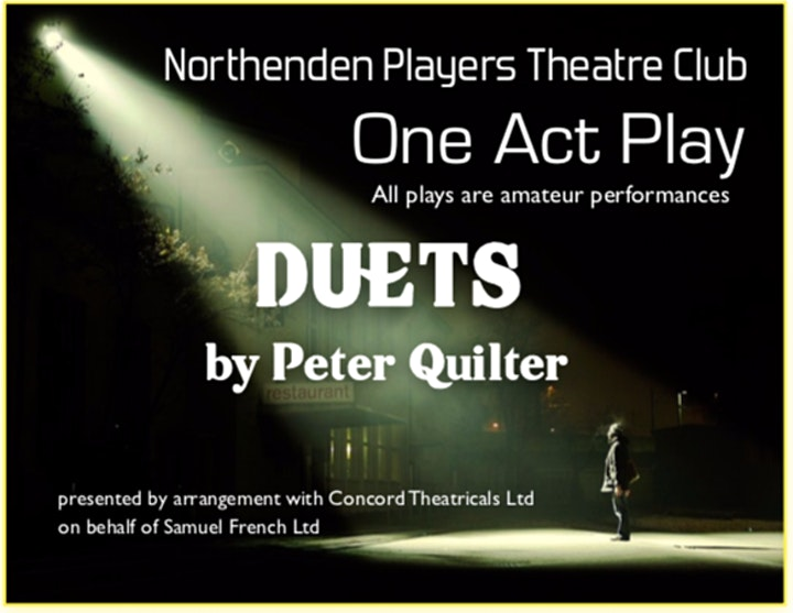 Duets by Peter Quilter image