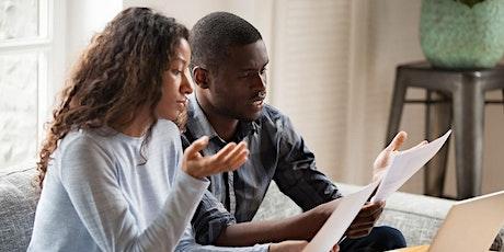 Homebuyers Orientation Understanding Mortgages tickets