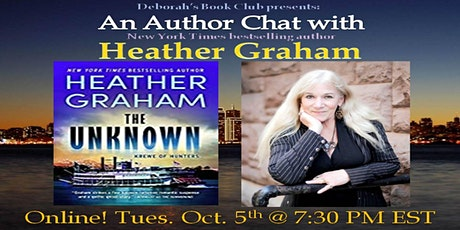 Author Chat with Heather Graham tickets