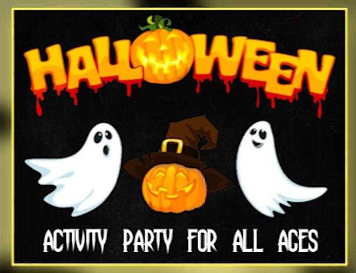 Children's Activity Halloween Party image