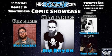 Harrisburg Comedy Zone Local Talent Showcase tickets