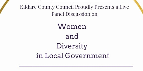 Women and Diversity in Local Government, Panel Discussion tickets
