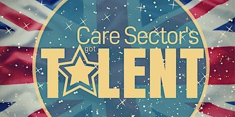 Care Sector's Got Talent Final tickets