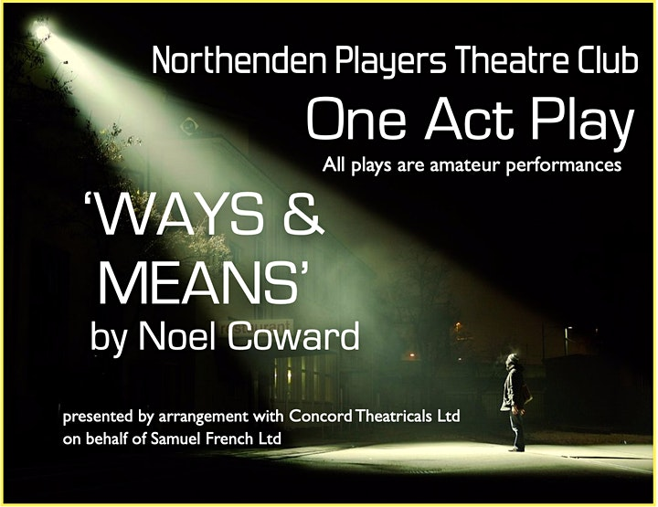 Ways and Means by Noel Coward image