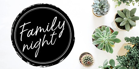 Family Night: September 29th (Kids & Youth) tickets