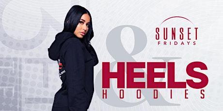 Sunset Fridays Presents Heels & Hoodies, The Rooftop Finale' tickets