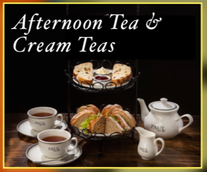 Afternoon Tea with the Lamplighters image
