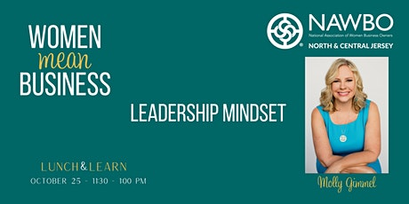 Lunch & Learn: Leadership Mindset featuring Molly Gimmel Tickets