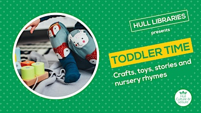 Toddler Time - Freedom Centre tickets
