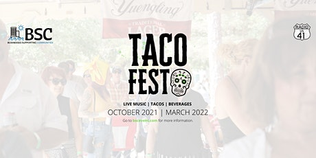 Taco Fest tickets