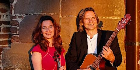 Jens & Lidia Streifling - Von Folk bis Classic - ZUSATZKONZERT Tickets