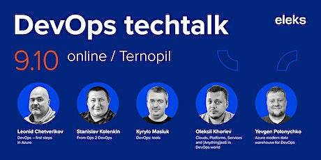 DevOps TechTalks Tickets