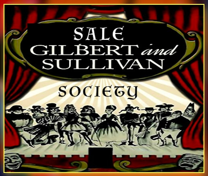 Sale Gilbert and Sullivan Society  Concert of Favourites image