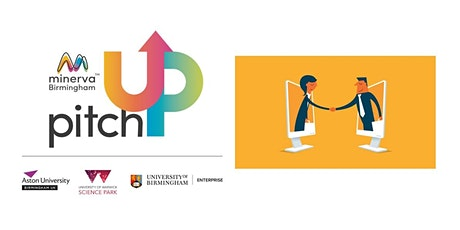PitchUp - Getting Yourself Investor Ready tickets
