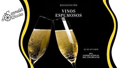 Día del Champagne. Degustación de espumosos entradas