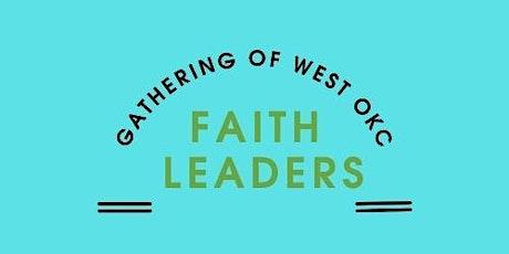 West OKC Faith Leaders Lunch tickets
