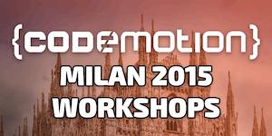 Codemotion Milan 2015 Workshop - Clean Code and Design...
