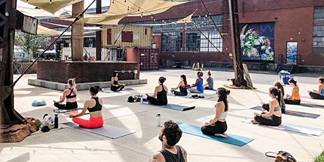 Free Outdoor Yoga Class at Optimist Hall tickets