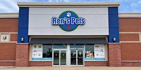 Ren's Pets Kingston tickets