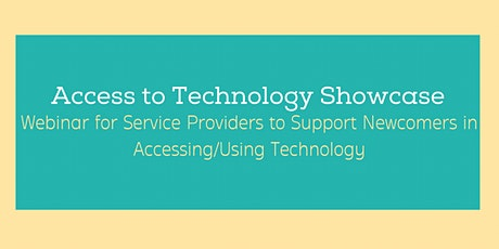 Access to Technology Showcase tickets