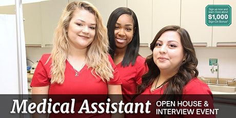 Medical Assistant Hiring Event tickets