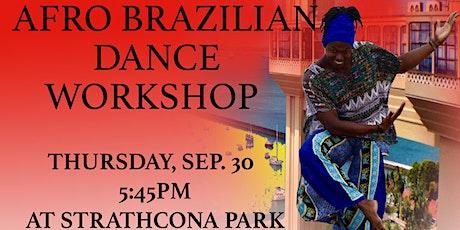 Afro-Brazilian Dance tickets