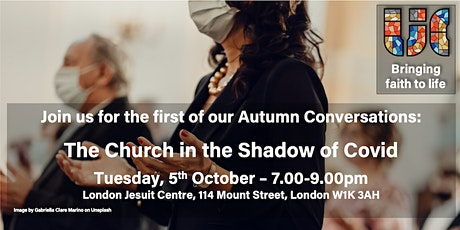 Panel Discussion: The Church in the Shadow of Covid tickets