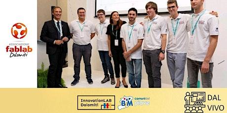 DIGITAL MEET - InnovationLab Dolomiti - Associazione FabLab Dolomiti LIVE biglietti